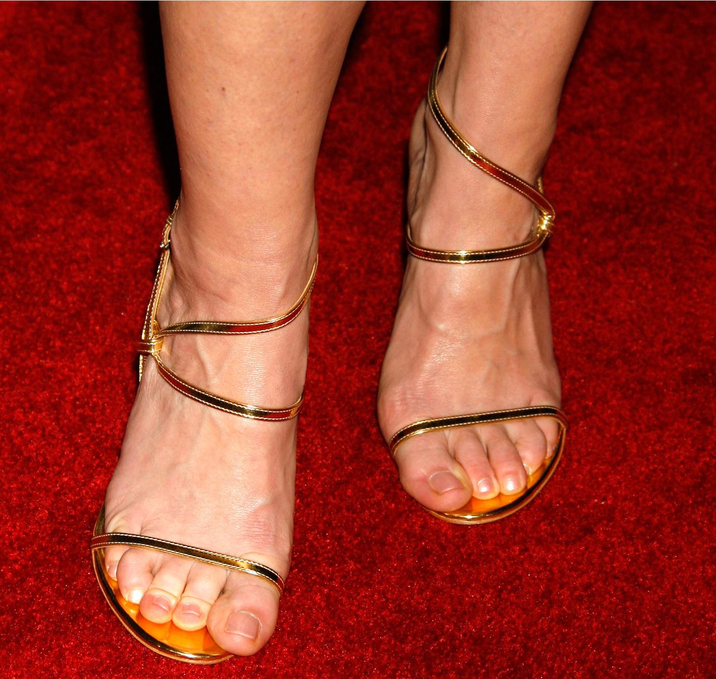 Diane Lane - Pés ... Sandra Bullock