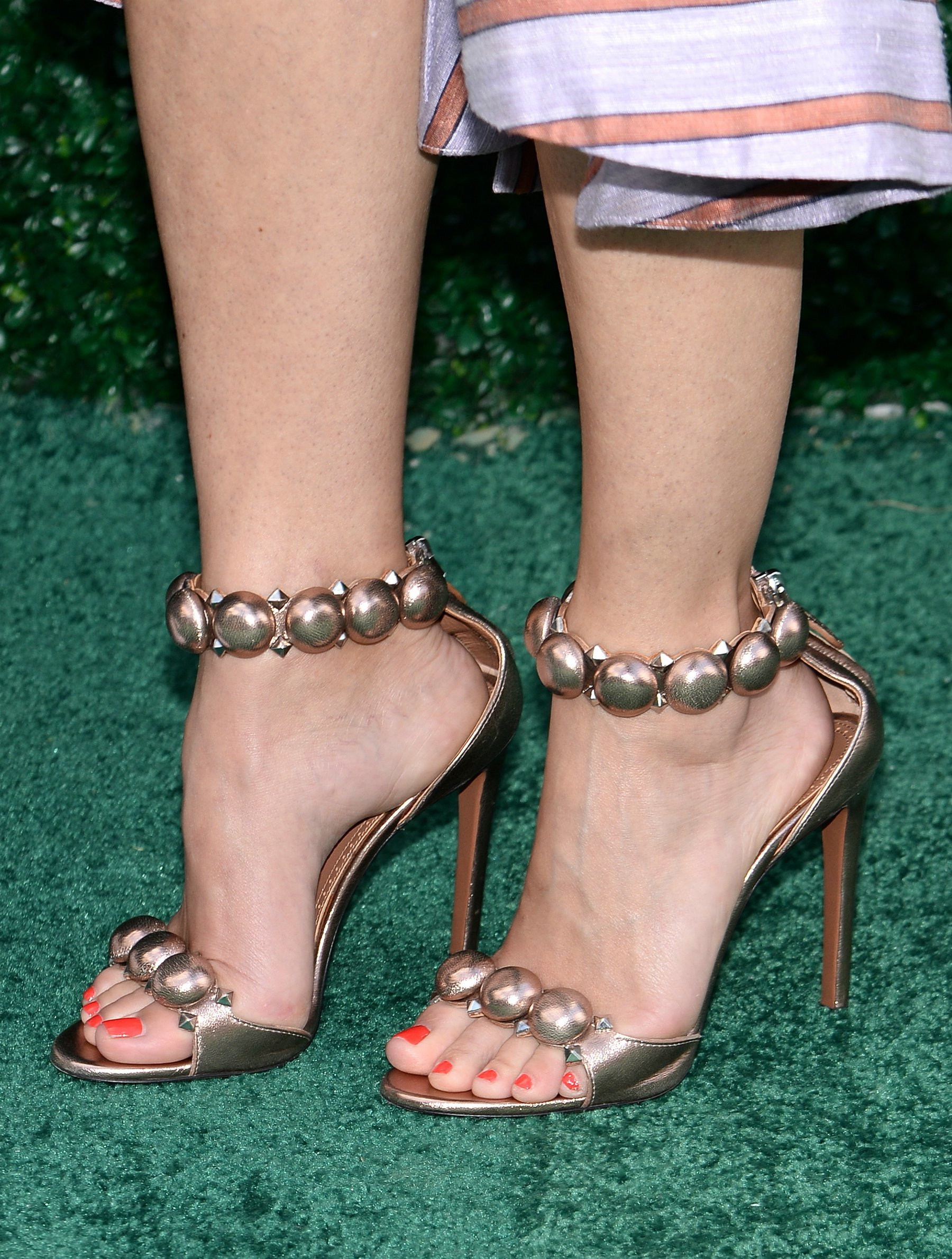 keri russell feet