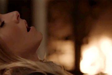 Conquistando a Kristen Bell com os pés dela na boca